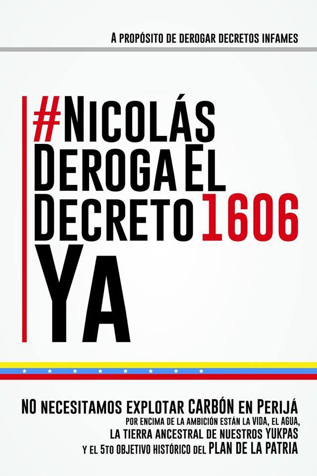 Nicolas-deroga-el-decreto-1606-YA