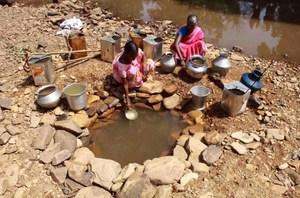 Mas de 700 millones de personas tienen problemas por la falta de agua y el futuro no es alentador