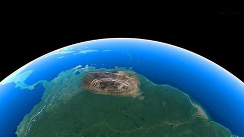 La infame concesión a la Gold Reserve para destruir los bosques al sur de Venezuela