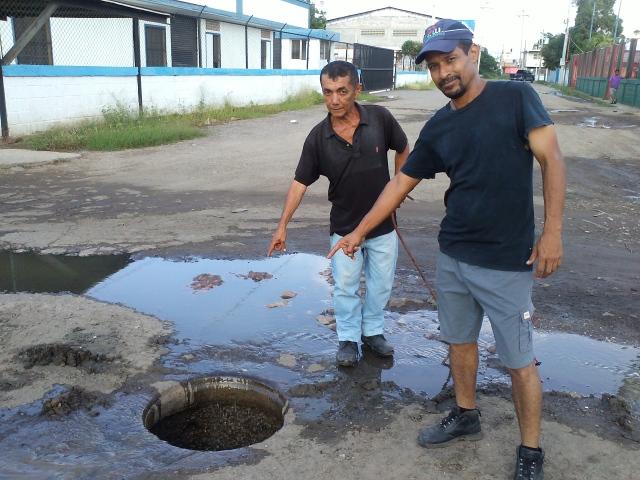 El sistema de desagües, cloacas, drenajes y cañadas en Maracaibo colapsa frente al Cambio Climático
