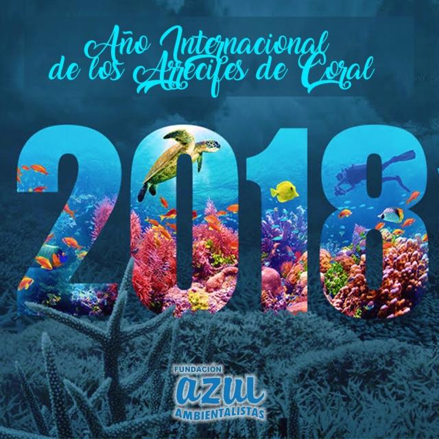 2018: El Año Internacional de los Arrecifes de Coral