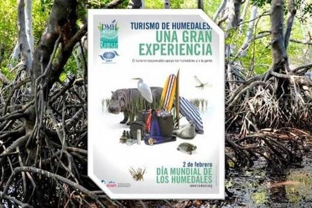 Día Mundial de los Humedales 2012: Humedales y Turismo