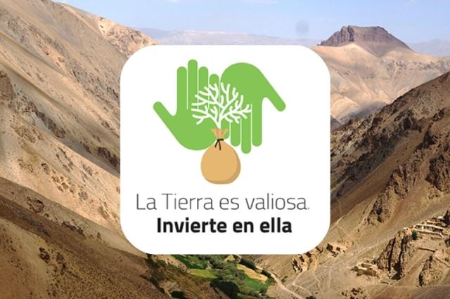 Día Mundial de la Lucha contra la Desertificación 2018: «La tierra es valiosa. Invierte en ella»