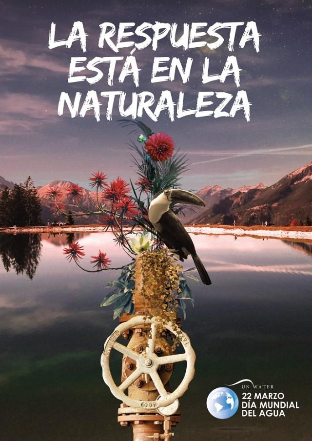 Día Mundial del Agua 2018: La Naturaleza al Servicio del Agua