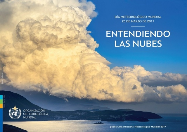 Día Meteorológico Mundial 2017: Entendiendo las nubes