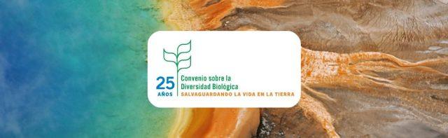 """Día Internacional de la Diversidad Biológica 2018: """"25 años de Acción para la diversidad biológica"""""""