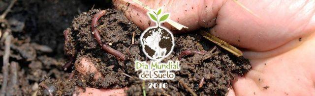 Día Mundial del Suelo 2016: «Los suelos y las legumbres, una simbiosis a favor de la vida»