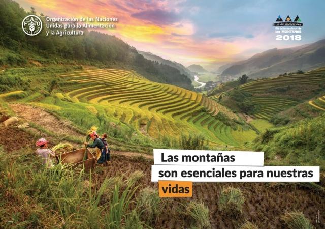 Día Internacional de las Montañas 2018: «Las montañas son importantes»