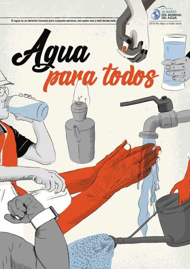 Día Mundial del Agua 2019: «No dejar a nadie atrás»