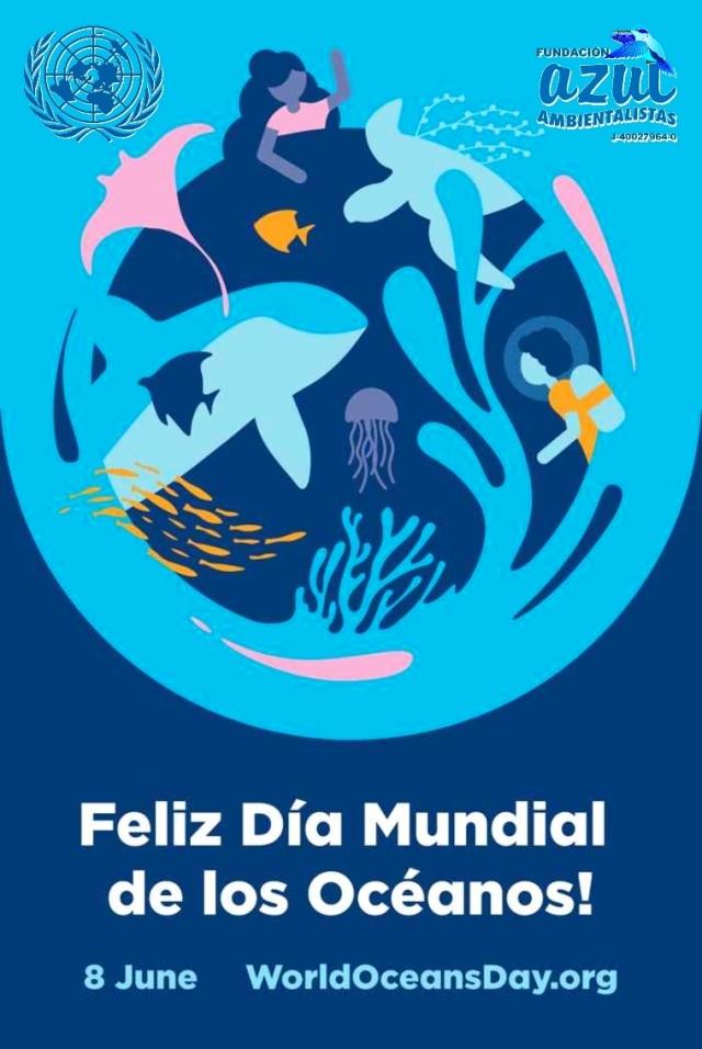 """Día Mundial de los Océanos 2019: """"El Género y los Océanos"""""""